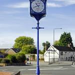 """""""Millennium Clock, Hilton, Derbyshire (20747-RDB)"""" by rodjohnson"""