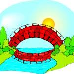 """""""Bridge over Water"""" by Jinger"""