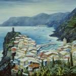 """""""Cinque Terre Vernazza"""" by marilyndunlap"""