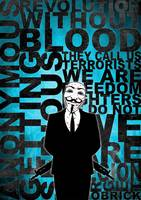 Anonymous revolution without blood ? Cyan