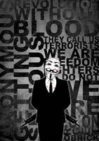 Anonymous revolution without blood ? W&B