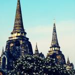 """Thai Towers"" by seankeithwhite"