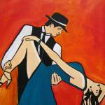 """Red Tango"" by ginosavarino"