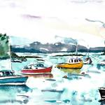 """Study of Bar Harbor"" by MikeKashmer"