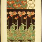 """""""Mucha Alfonse - Plate Art Nouveau"""" by andreaspeziali"""