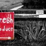 """Fresh Produce ------ Oxymoron Sign"" by PhotoArtbybarrytwo"