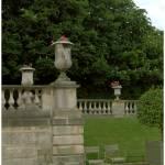 """""""Sillas en los Jardines de Luxemburgo"""" by Basilea"""
