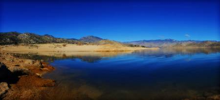 Lake Isabella Panorama I