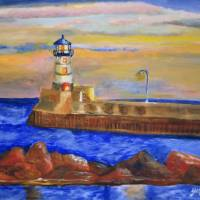 Lighthouse by Lisa Rich