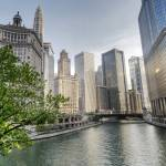 """HDR of Chicago"" by dosecreative"
