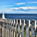 """Cape Spear Fence"" by mtn-images"