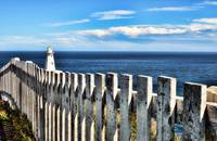 Cape Spear Fence