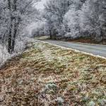 """Ice covered Parkway"" by mtn-images"