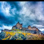 """Edinburgh Castle HDR"" by KVR"