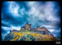 Edinburgh Castle HDR