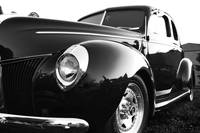 Black and White Ford 1