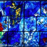 """Marc Chagall. American window 1 (big)"" by marina_karsten"