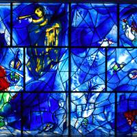 """Marc Chagall American window 1 (big)"" by marina_karsten"