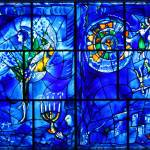 """Marc Chagall. American window 3 (big)"" by marina_karsten"
