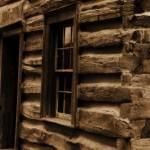"""""""Log Cabin"""" by ScottHovind"""