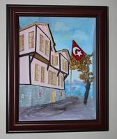 Ataturk's house in Selanik
