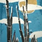 """bamboo"" by WhiteDeer"