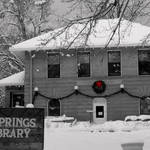 """Manitou Springs Library"" by 808Images"