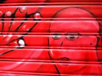 redman graffiti