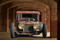 Rusty Rat Rod A