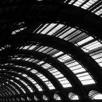 """Train Station Arch 2"" by DonnaCorless"