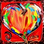 """HEART"" by milagallery"