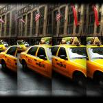 """NYC Taxi"" by googoo"