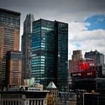 """New York City Skyline"" by googoo"