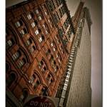 """The Beekman Tower."" by googoo"