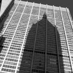 """Downtown Manhattan Buildings"" by googoo"