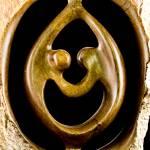 """Kenyan Soapstone Sculpture-2858-Edit"" by Fotofrieze"