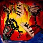 """""""jazzzzz"""" by milagallery"""