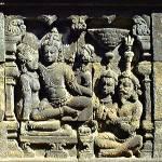 """Borodudur - Hindu Style Relief"" by Fotofrieze"
