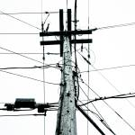 """Telephone Junction"" by Fotofrieze"