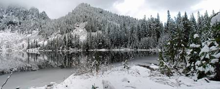 Lake Twenty-Two, Mount Pilchuck