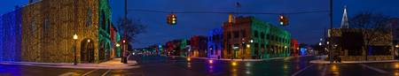 Rochester, Michigan Christmas Lights