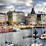 """""""Puerto y galerías A Coruña"""" by DanielCabanas"""