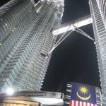 """Petronas Towers"" by MikeSheridan"