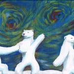 """Polar Bears Groove"" by taibossigai"