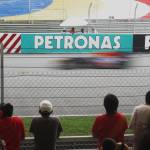 """""""Blurry F1 Car"""" by MikeSheridan"""