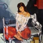 """""""2010 Oh My! Homenaje a Betty Page"""" by castilloliana"""