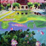 """The Reflecting Pool Balboa Park San Diego"" by BeaconArtWorksCorporation"