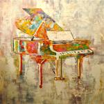 """Grand Piano"" by ginosavarino"