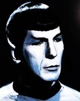 Mr Spock - Star Trek - Pop Art