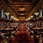 """Main Reading Room of NYC Public Library"" by dennisherzog"